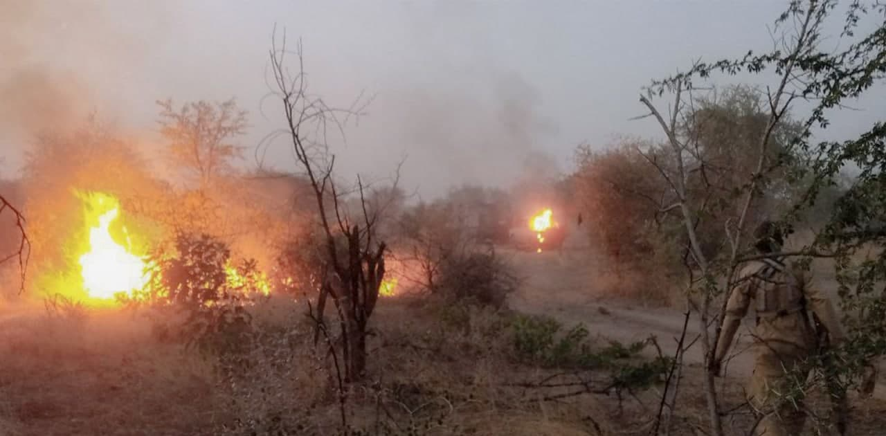 ISIS Claims 65 Nigerian Troops Killed Or Injured In New Borno Attacks (Photos, Video)