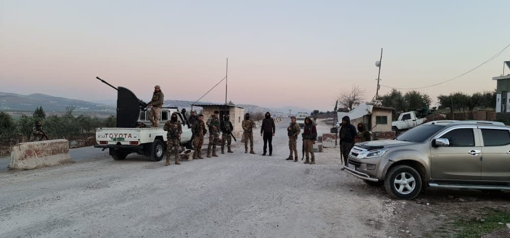In A Turn Of Events, Turkish Proxies Launch 'Anti-Terrorism' Operation In Occupied Syrian Areas (Photos)