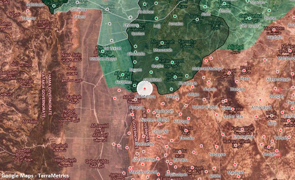 Syrian Army Neutralizes Sabotage Unit Of Turkish Proxies In Southern Idlib