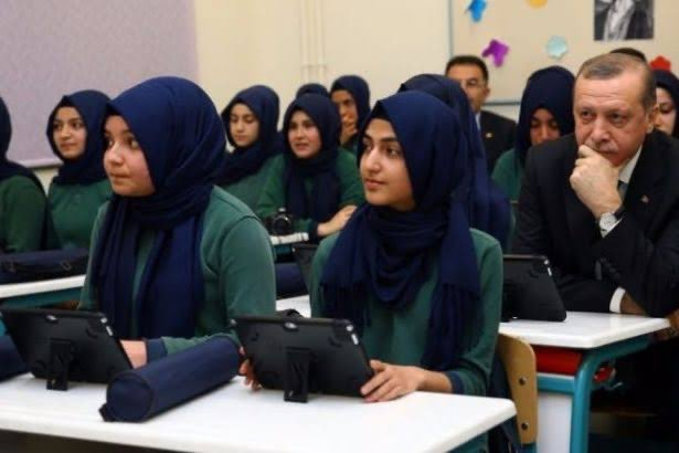 In The Bull's Eye: Turkish, Not Saudi, Schoolbooks