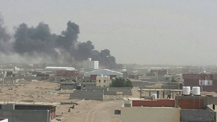 Pro-Saudi Forces Shell Suburbs Of One Of Largest Red Sea Ports Amid Kingdom's Complains About 'Coward Houthis'