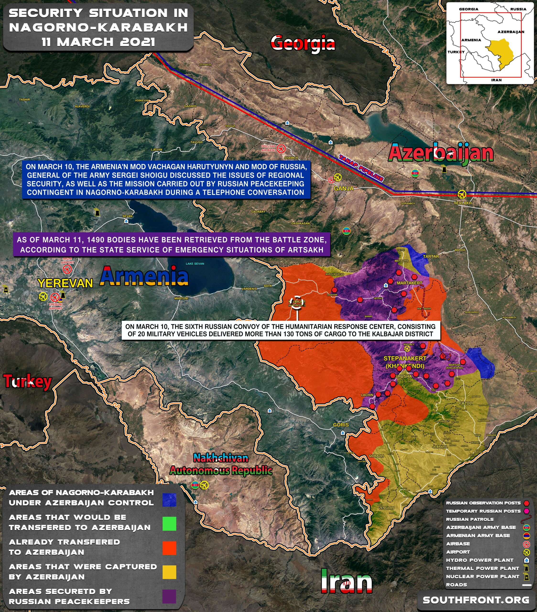 Azerbaijan To Hold Large-Scale Operational Tactical Military Exercise