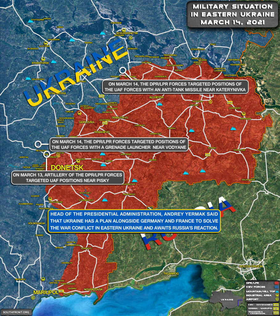 "Ukraine Claims To Have ""Resolution Plan For Eastern Ukraine"" - Could It Be ... War?"