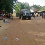 Large Convoy Of Russian PMCs Spotted On Central African Republic Border With Sudan (Photos)