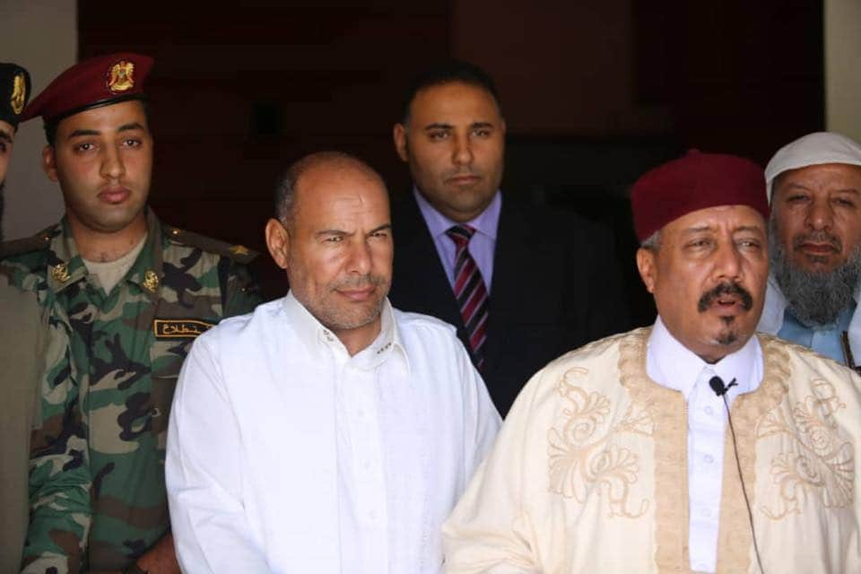 EXCLUSIVE: Sheikh Al-Senussi Proposal For National Reconciliation In Libya