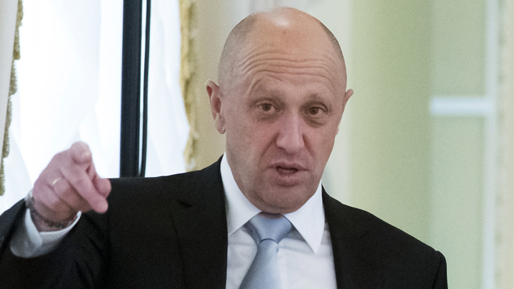 Prigozhin Asks Russian Police To Open Criminal Case Over FBI Kidnapping Threat