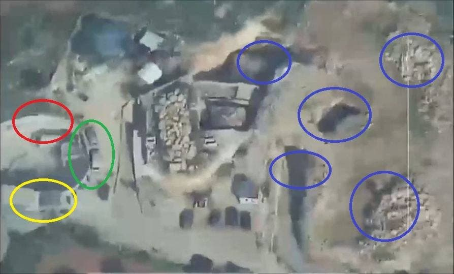 In Video: Syrian Artillery Pounds Positions Of Hayat Tahrir al-Sham Near Al Atarib. Turkey Claims 'Civilian Hospital' Is Hit