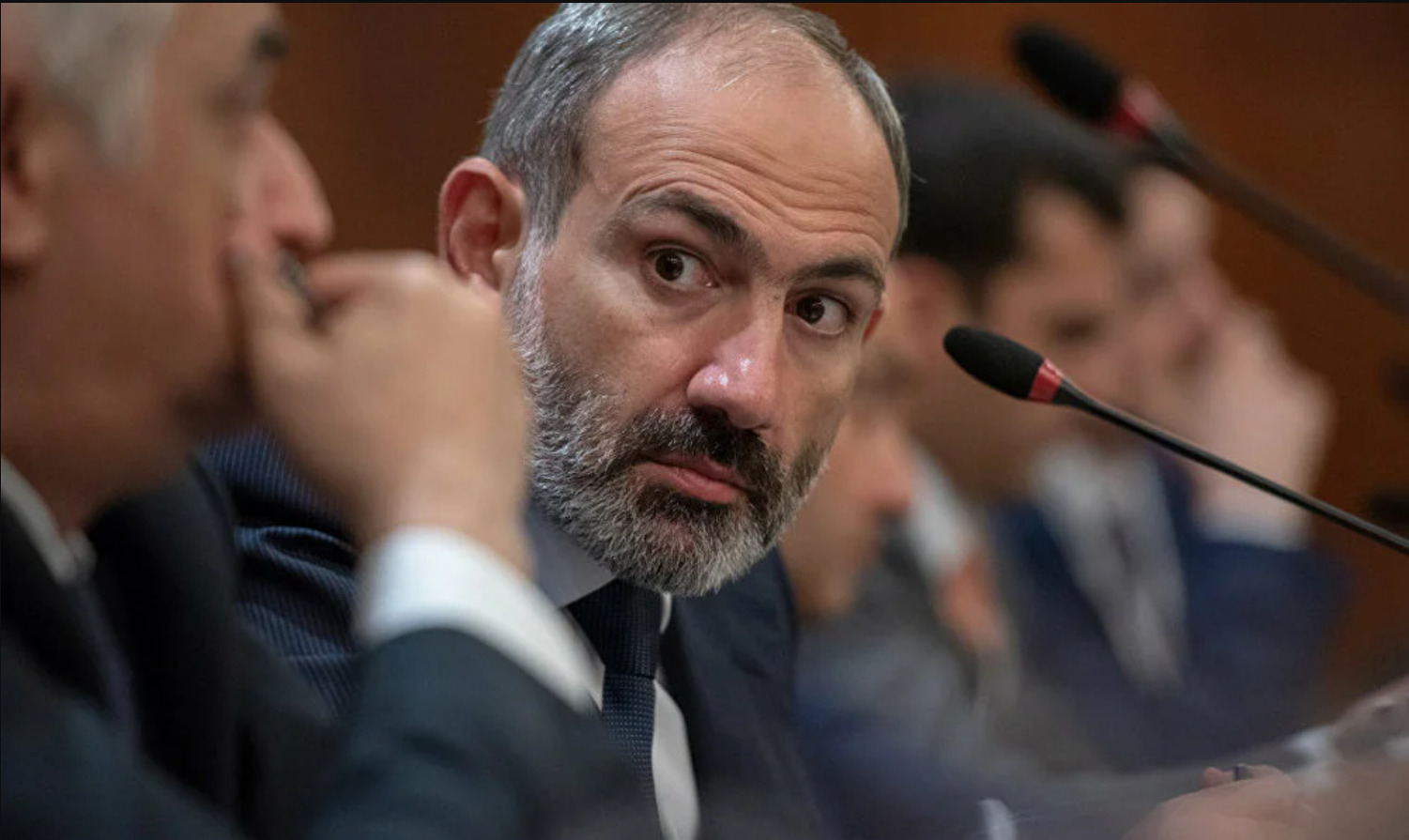 Pashinyan Has Finally Secured Army's Chief Of Staff Resignation. But At What Cost?