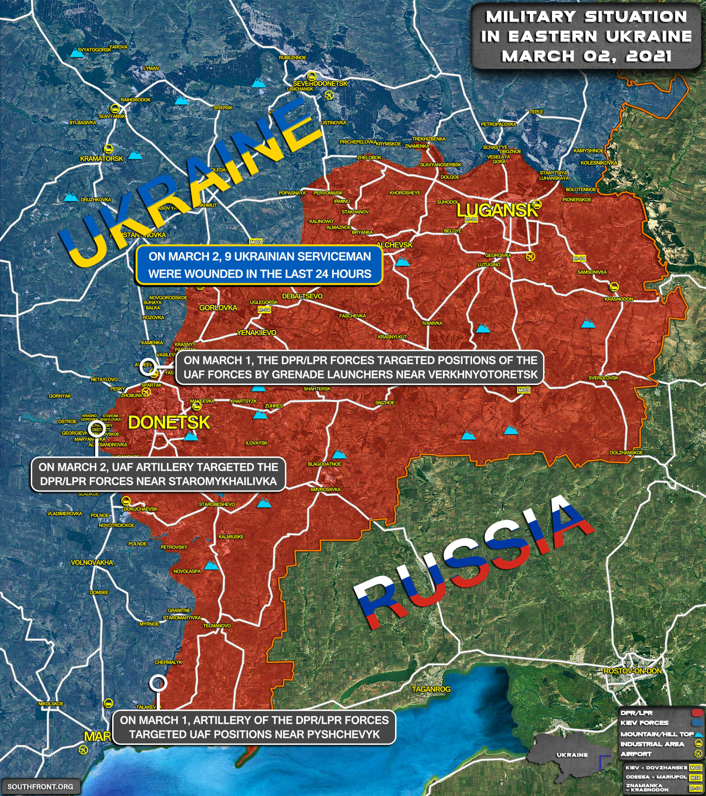 Kiev Continues Censoring Opposition, As Eastern Ukraine Escalation Nears Critical Mass