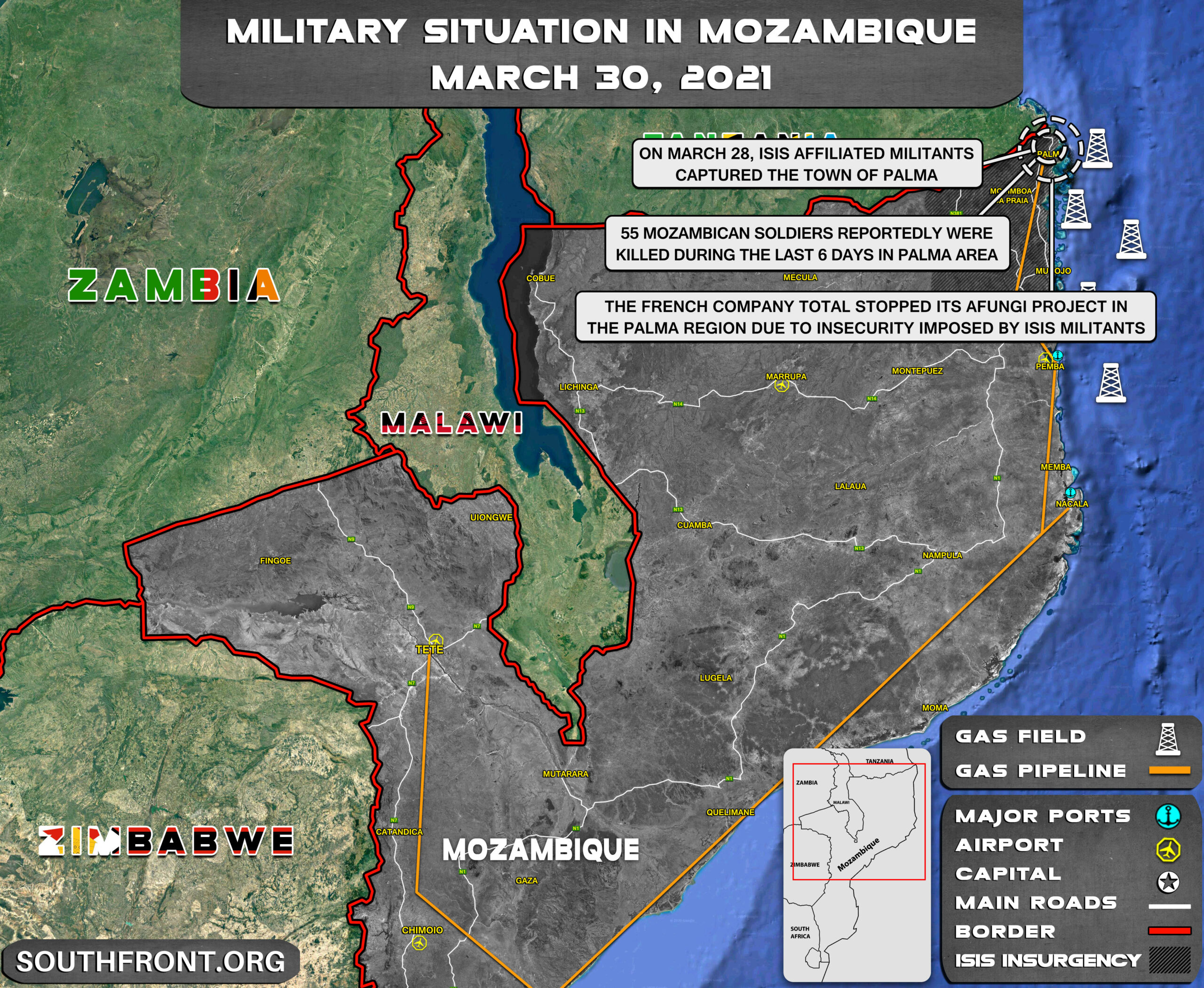 Has Pandora's Box Been Opened In Mozambique's North?
