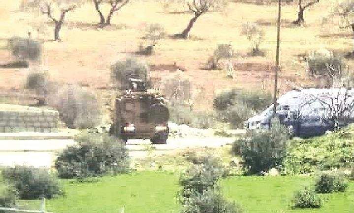 Friendly Fire: IED Hits Turkish Military Convoy Near Idlib City (Photos)