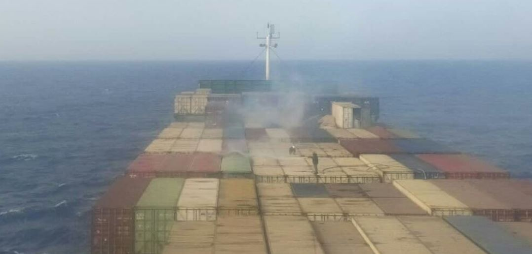 Iran Confirms Attack On One Of Its Ships Near Syria, Calls It 'Piracy'
