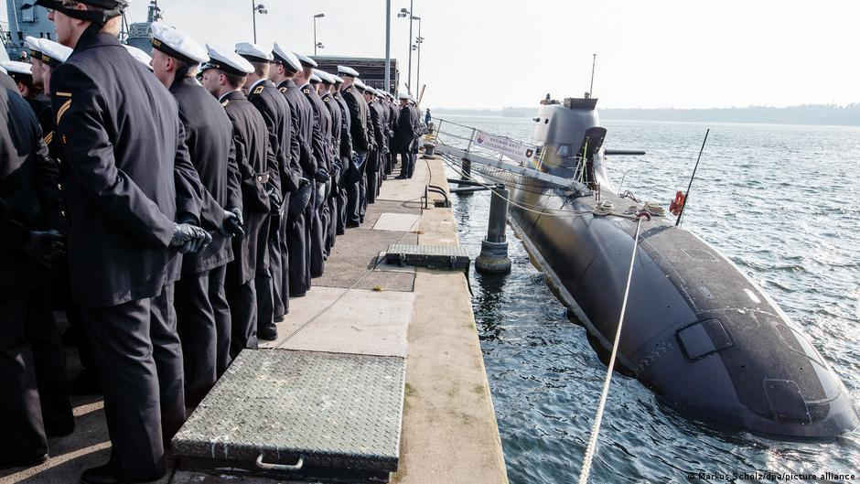 Much Ado About Nothing: German Navy's Navigation System Made By Russian Company
