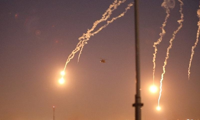 Bombing Iraq And Syria: A True BFF Moment For U.S. And Israel