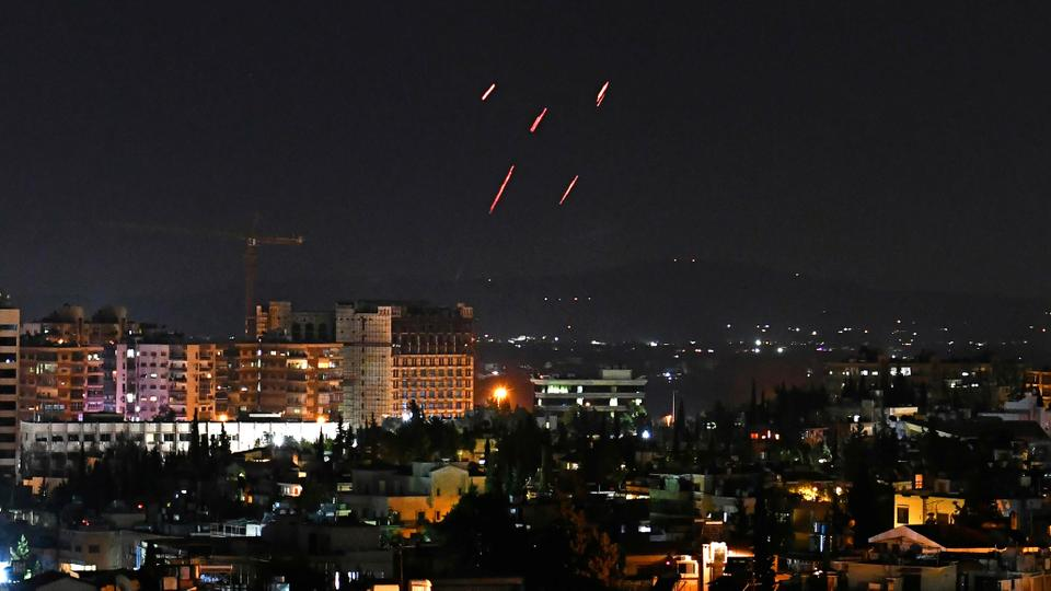 Israel Is Coordinating Its Strikes On Damascus With Terrorists: Syrian Foreign Ministry