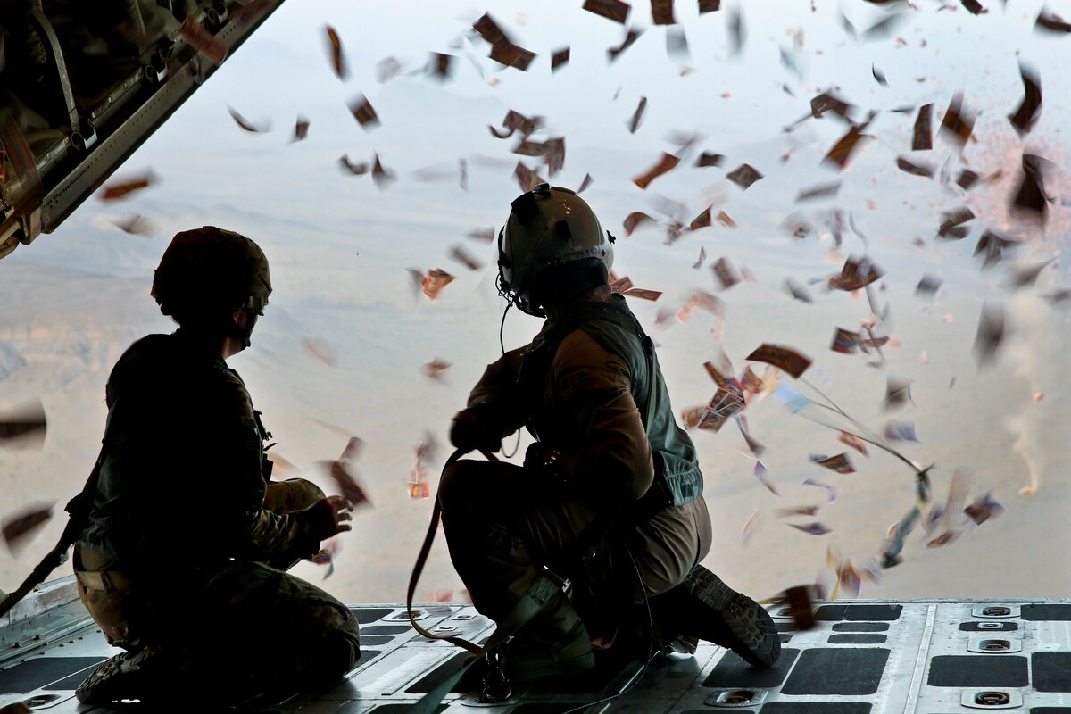 """U.S. SOCOM Forms Task Force To Counter China's """"Information Operations"""" In Indo-Pacific"""