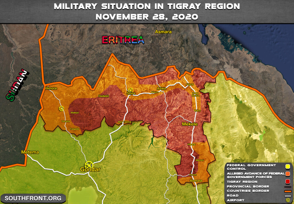 Ethiopia: International Pressure Builds Demanding Eritrean Troops Withdraw From Tigray Region