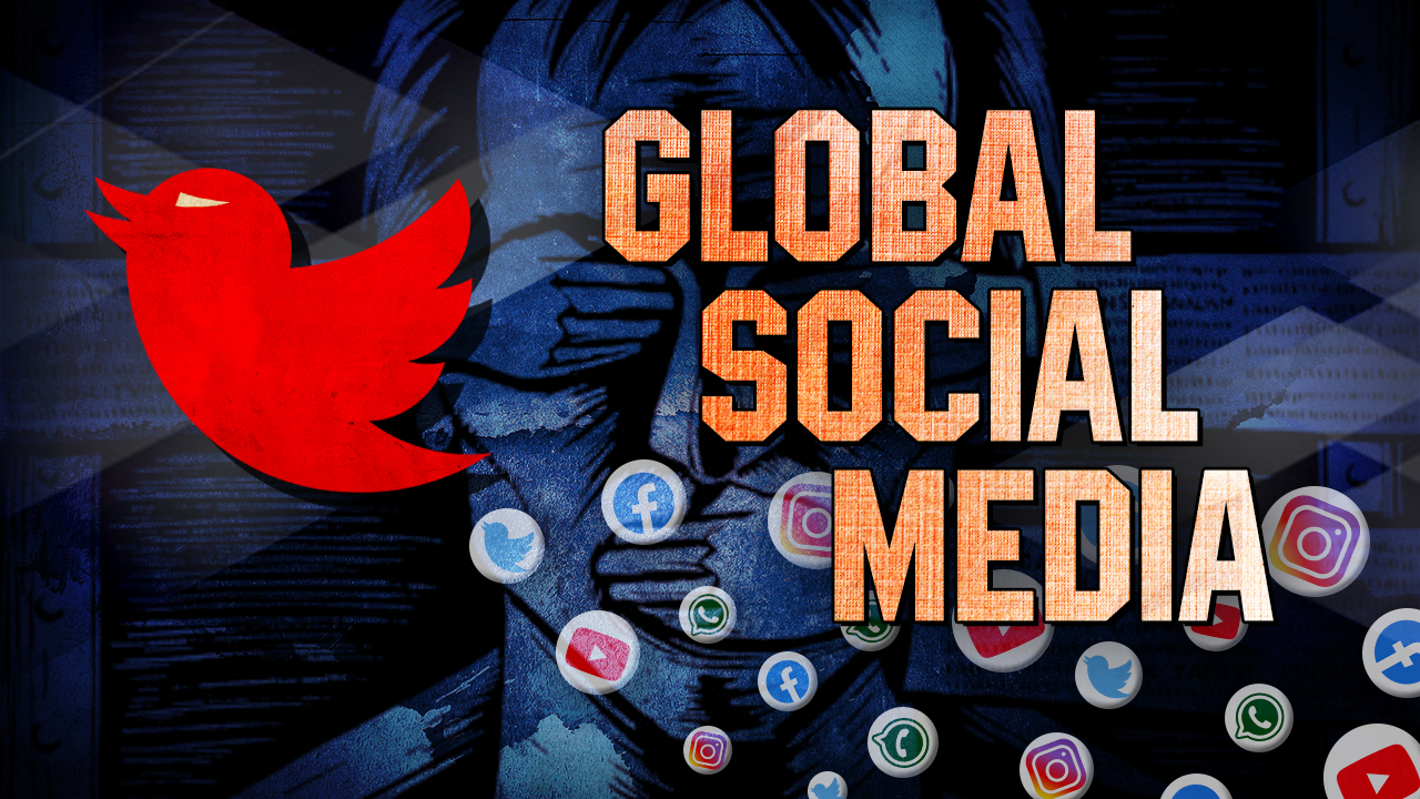 Global Social Media In The Era Of Great Power Conflict