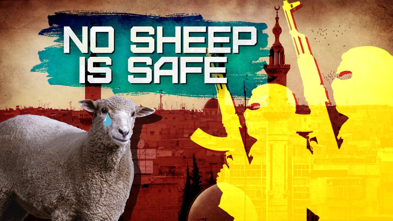 Kein Schaf ist mehr Sicher in Syrien: Israel Und ISIS gegen die Schäfer!