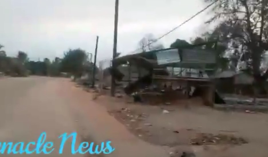 Video Shows Desolation And Chaos In ISIS-Infested Port City Of Mocimboa Da Praia In Mozambique