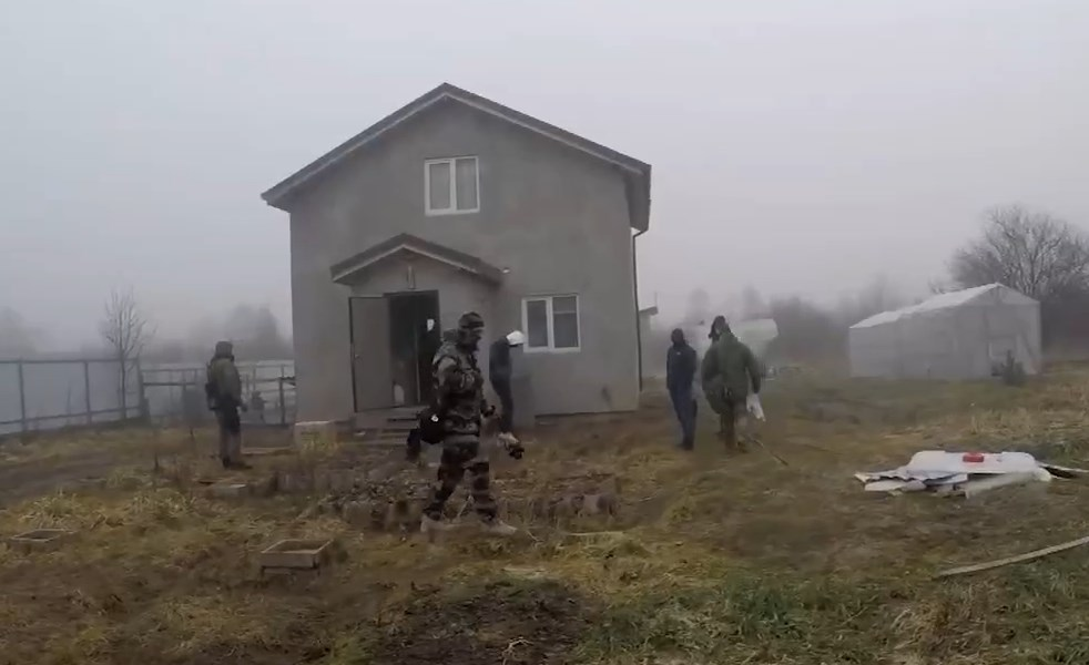 Russian Security Forces Prevented Terrorist Attack On Energy Infrastructure Object In Kaliningrad