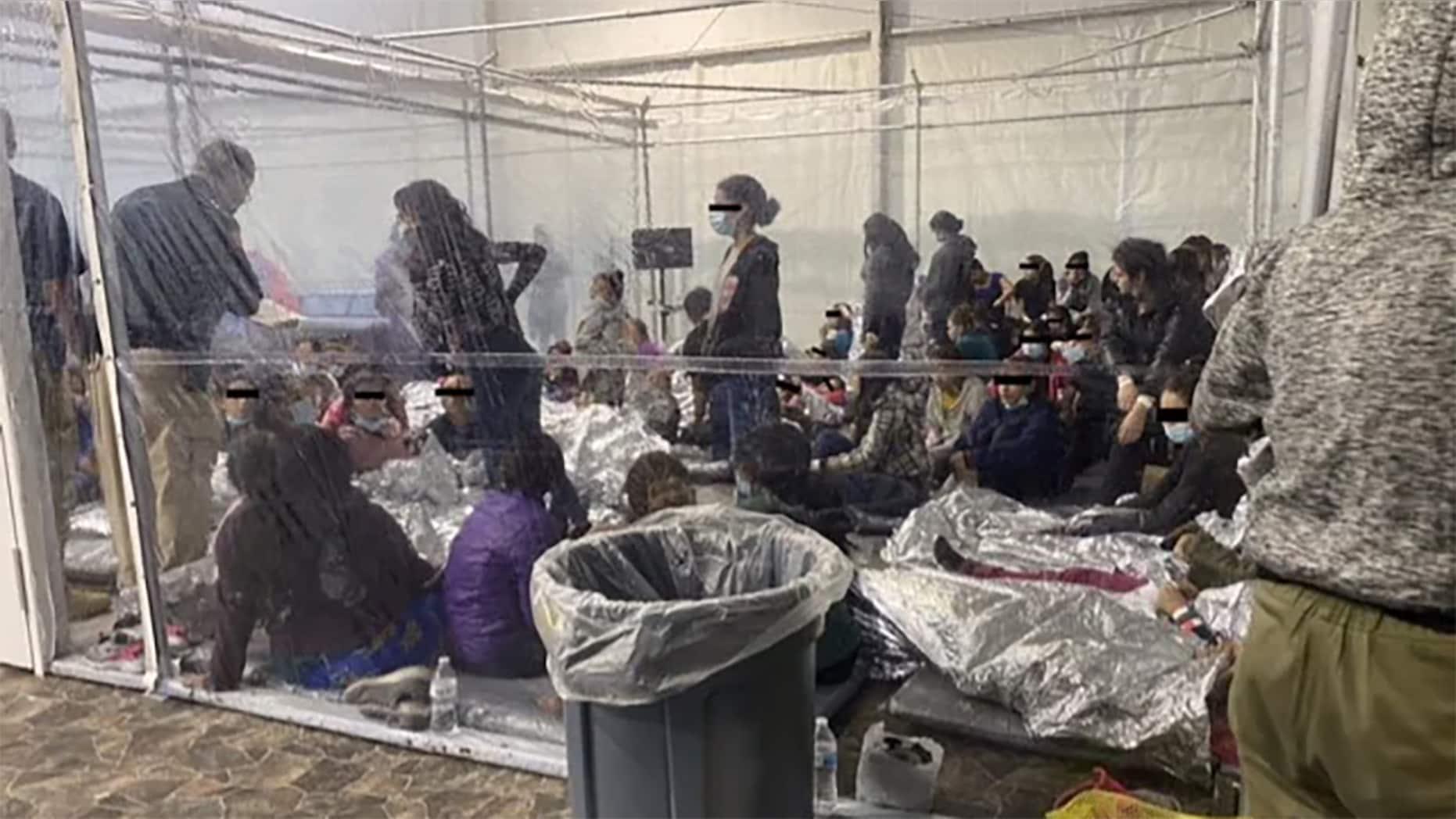 U.S. Border Crisis Deepens As VP Kamala Harris Is Nowhere To Be Found