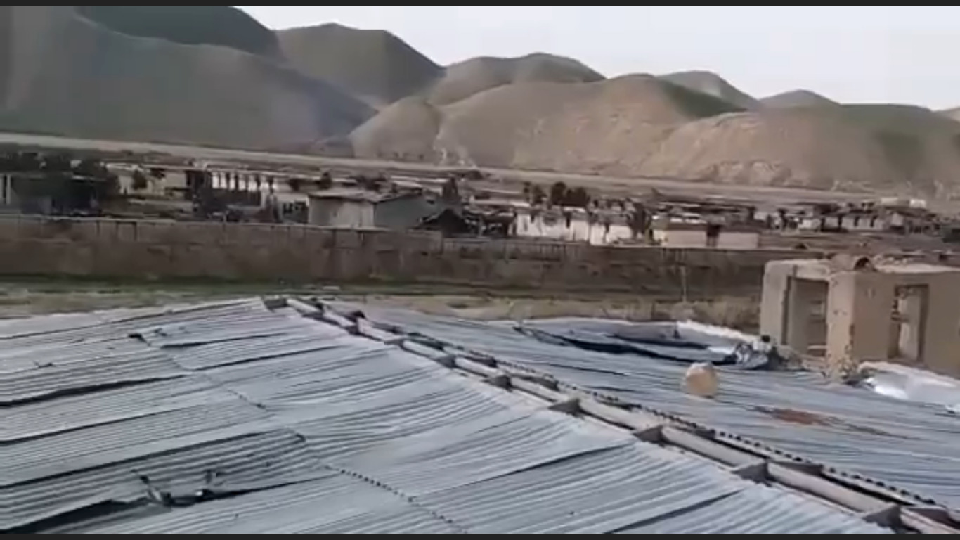 Taliban Captures Former US-Led Coalition Base In Badghis District
