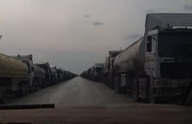 SDF Resume Oil, Wheat Shipments To Syrian Government Areas (Video)