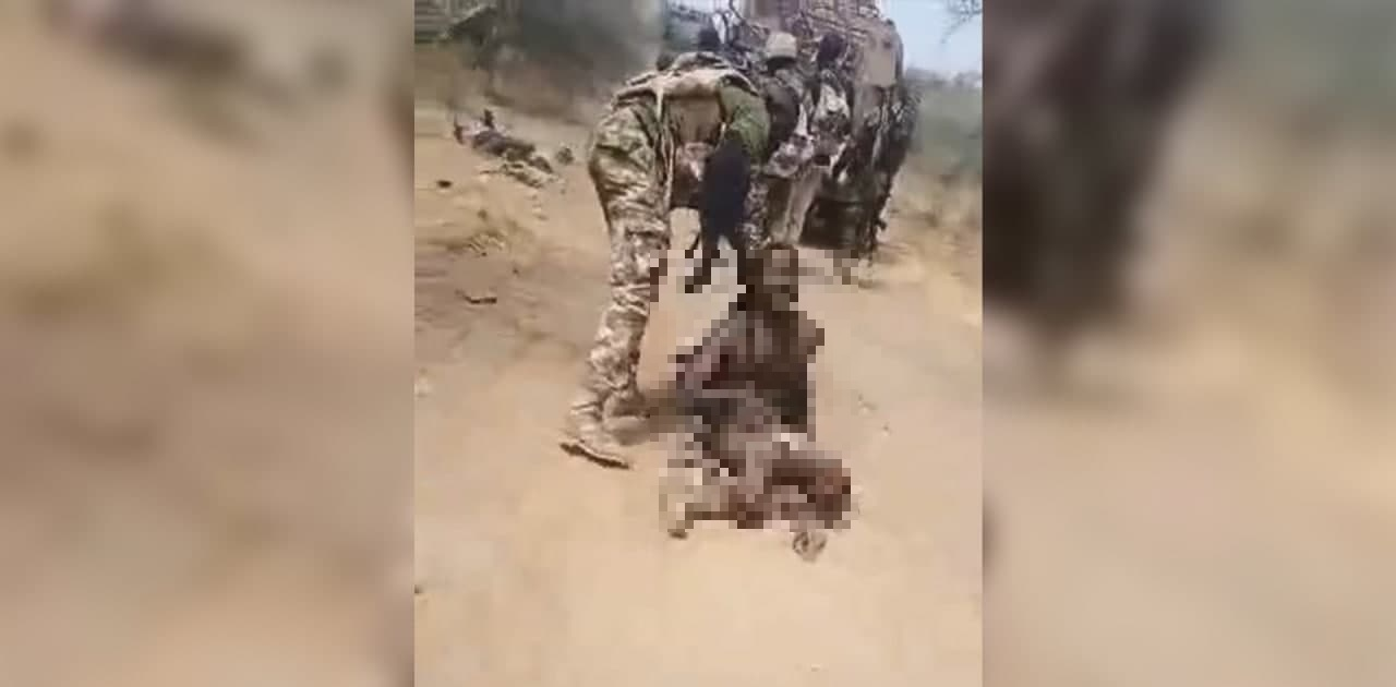 ISIS Claims Its Fighters Foiled Large Military Campaign In Northeastern Nigeria (Photos)
