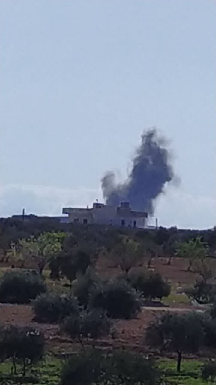 New Day New Strikes: Russian Air Forces Pound Militants In Idlib (Video)