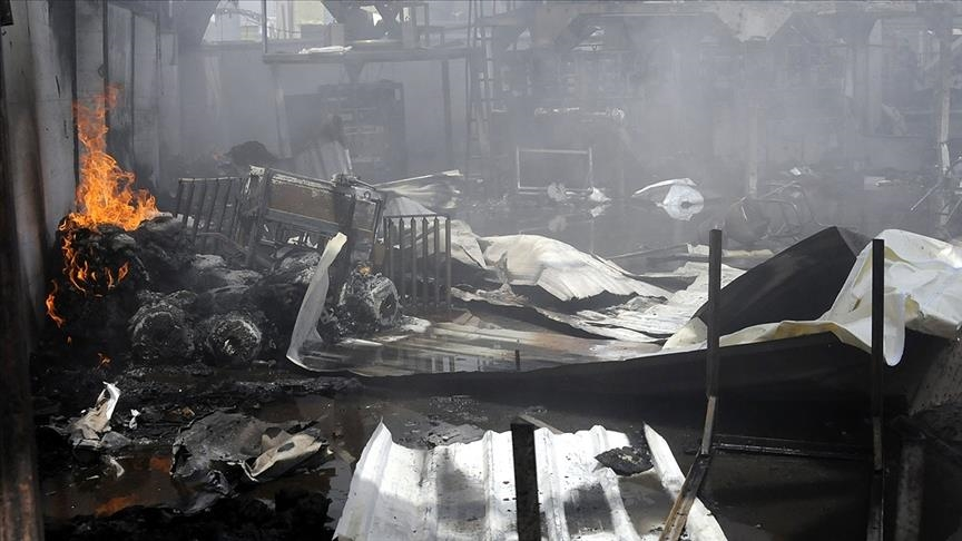 Houthis Admit To Causing Sana'a Migrant Center Fire, Riyadh Continues Bombing Indiscriminately