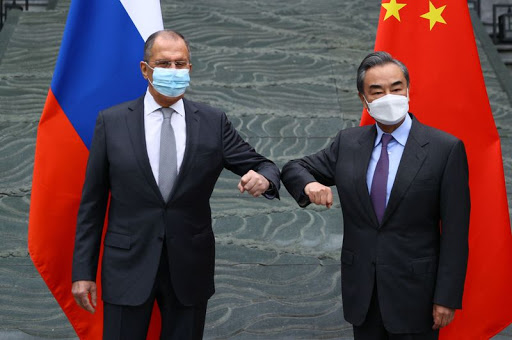 Russia And China Move Ever Closer As EU Sanctions Hit Both