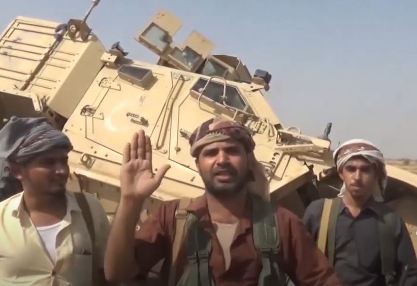 In Video: Houthis Give Saudi Forces A Lesson In Close Combat In Yemen's Hajjah