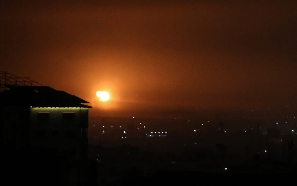 Israel Concludes Independence Day Celebrations By Bombing Gaza