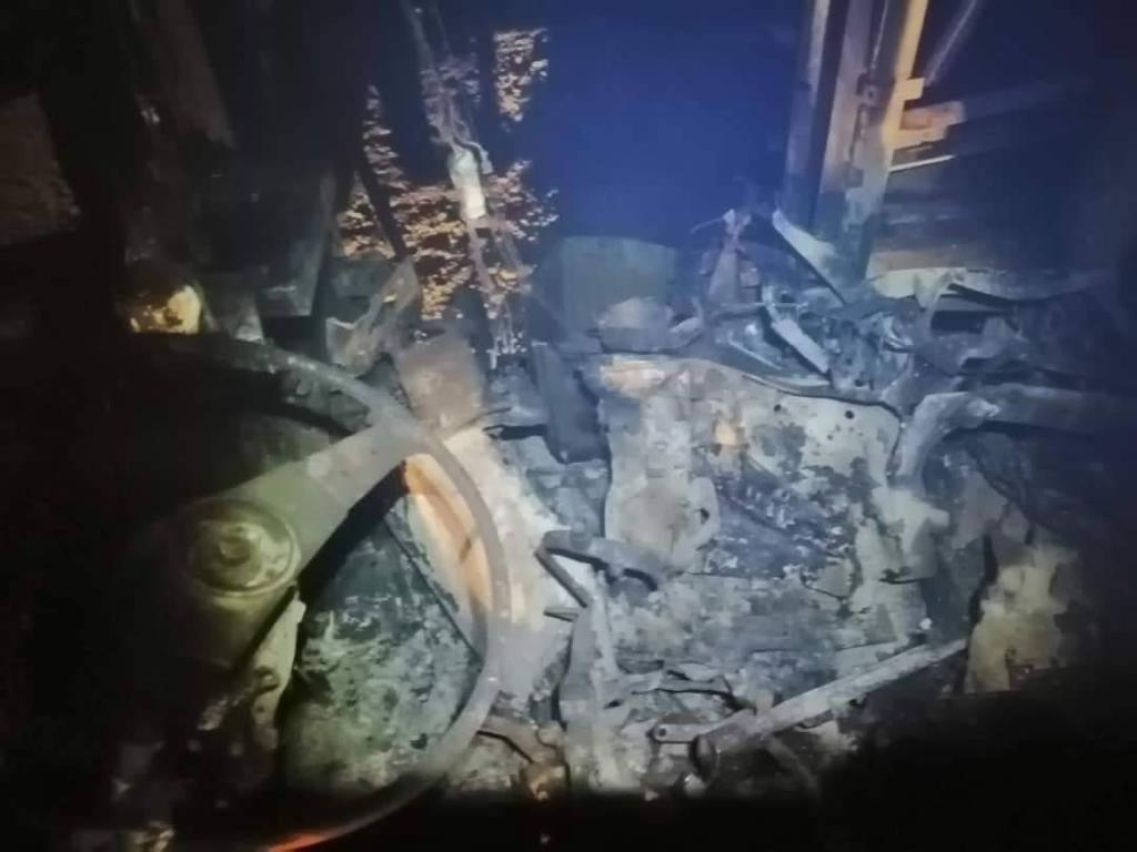 Turkish Drone Strike Targeted SDF-Held Quarry In Al-Hasakah