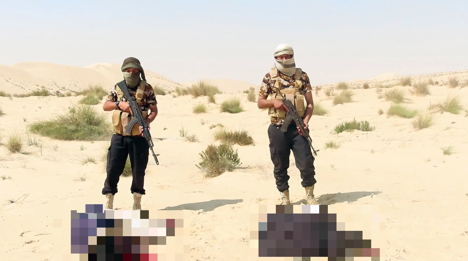 'Epics Makers 2': ISIS Shares Horrific Footage From Recent Attacks In Egypt's Sinai