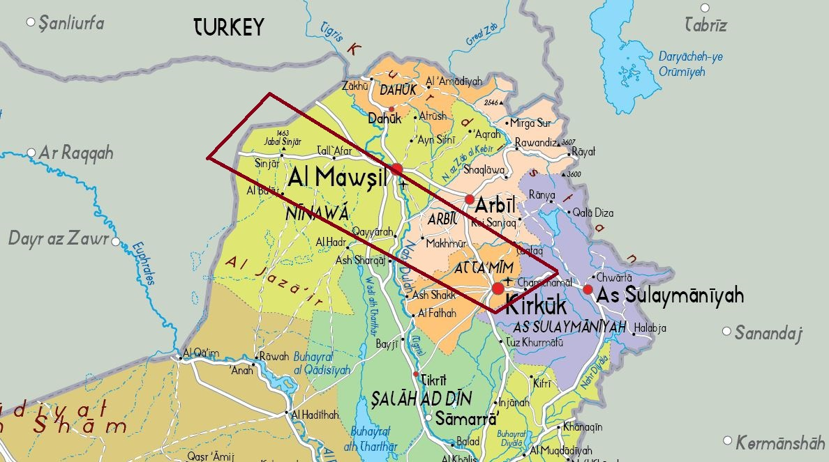 A New Conspiracy Targeting Sinjar