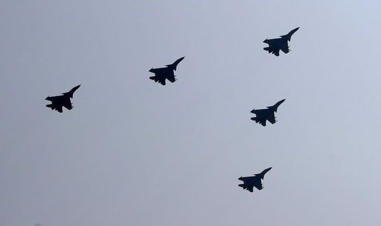 25 Chinese Warplane Fly In Taiwan's ADIZ Immediately After US State Secretary Warns Beijing