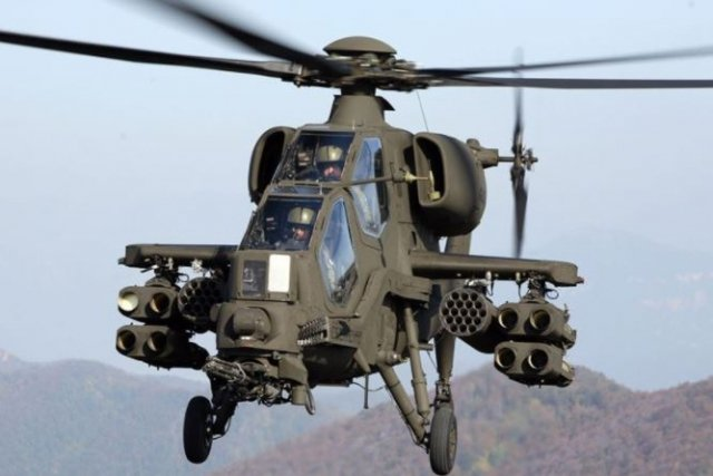 Turkey Signed Contract To Supply Ukrainian Engines For Its ATAK-II Helicopter
