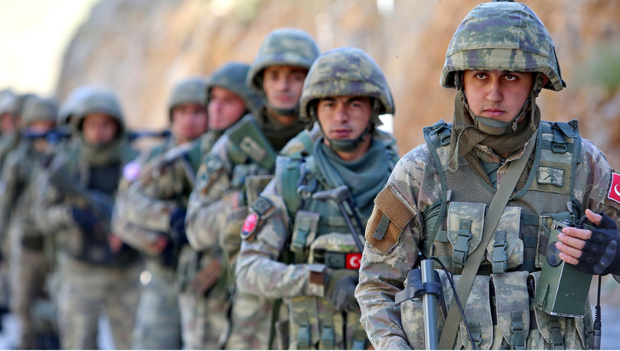 Turkish Service Members Spotted In Ukraine's Mariupol - Report