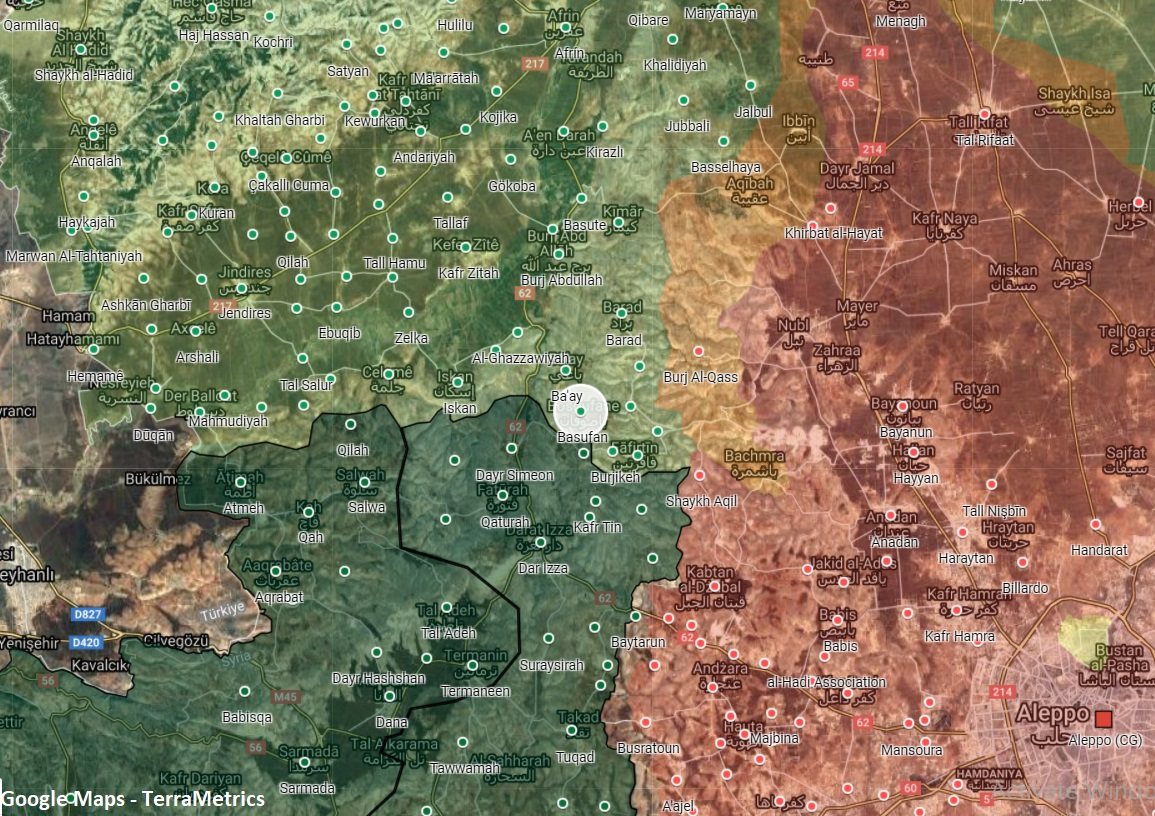 HTS Militants Entered Town In Turkish-occupied Afrin To Open Smuggling Route With SDF