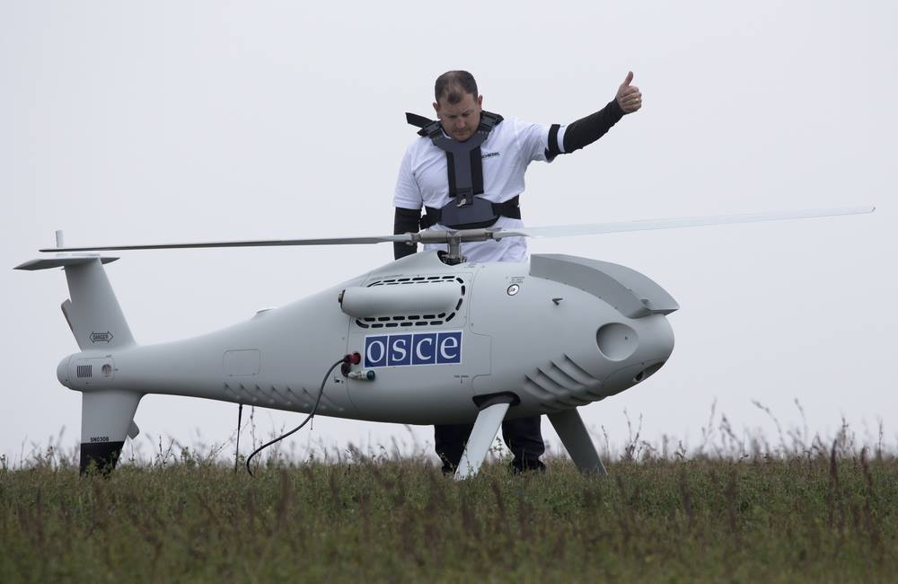 The OSCE's Pitiful Special Monitoring Mission In Ukraine