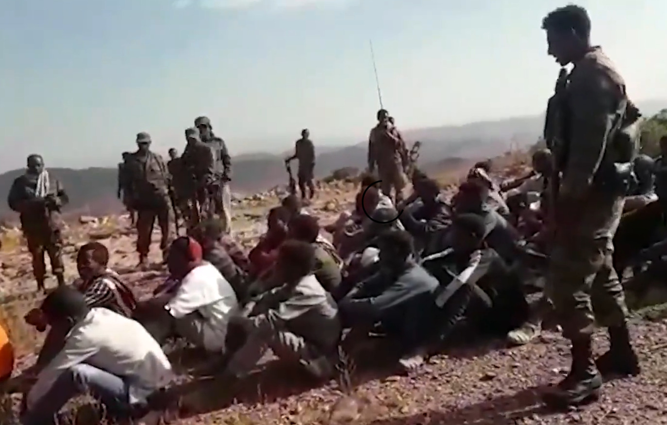 Ethiopia VS CNN: Video Of Horrific Executions In Tigray Spreads Online