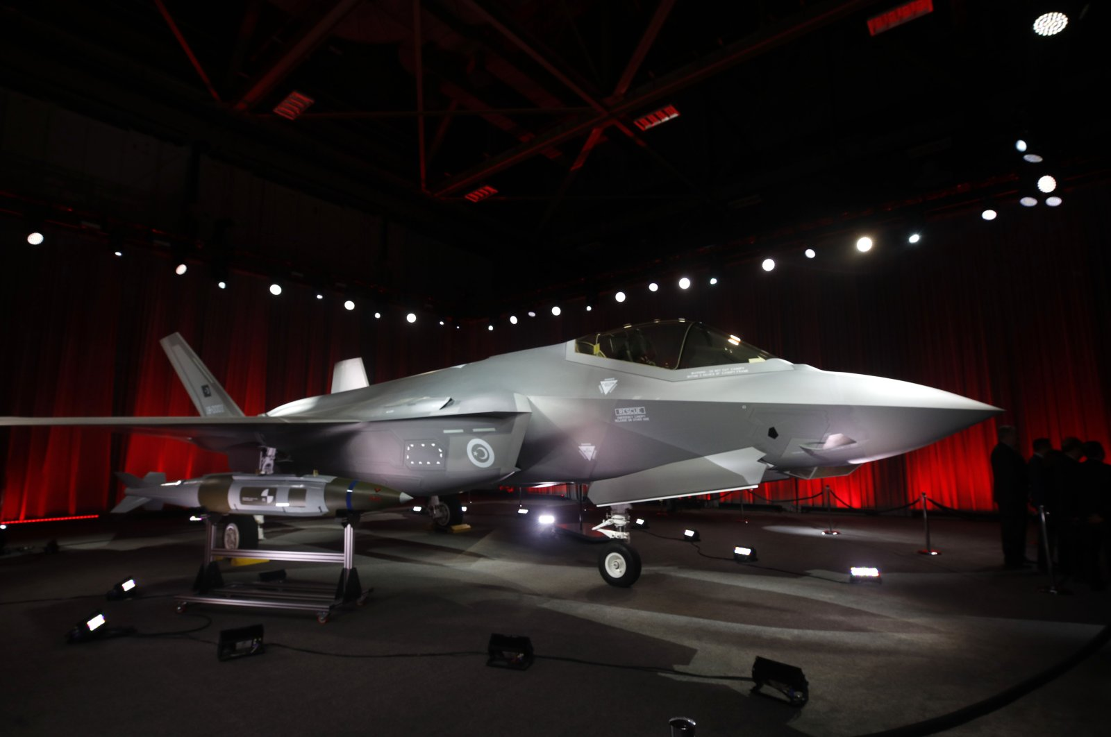 New F-35 Program Contract Excludes Turkey