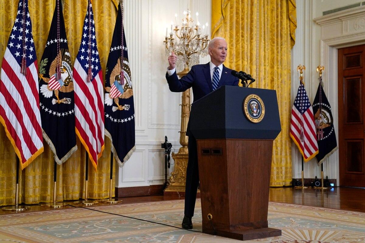 Biden Unveils $2 Trillion Infrastructure Plan, Featuring $180Bn For Military Technologies
