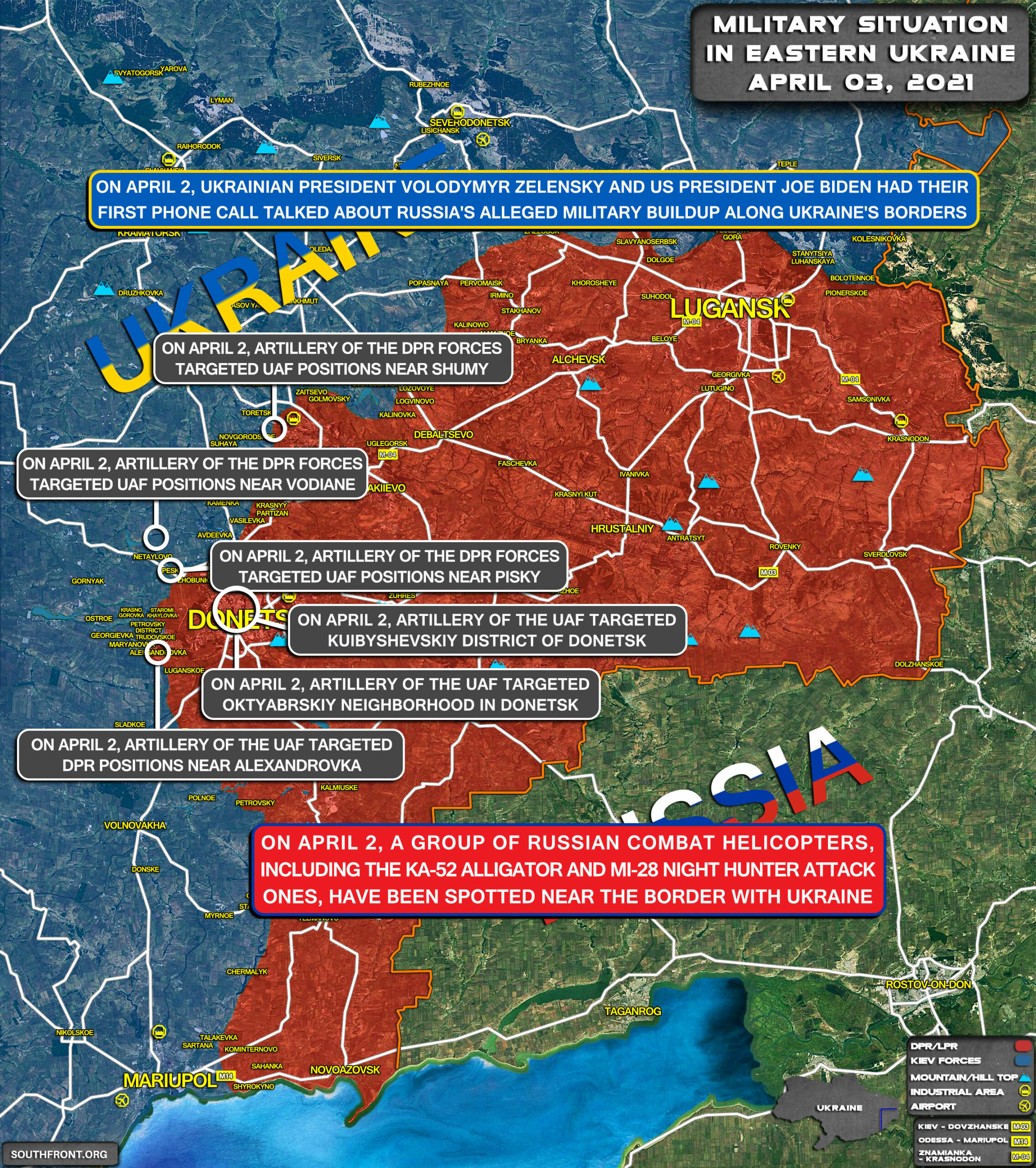 Artillery Fire, Drone Attacks, Child Killed. Did War In Ukraine Begin? (Videos, Map Update)