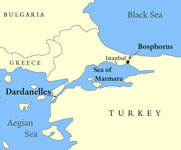 Balance Of Power In The Black Sea: Will The Montreux Convention Prevail?