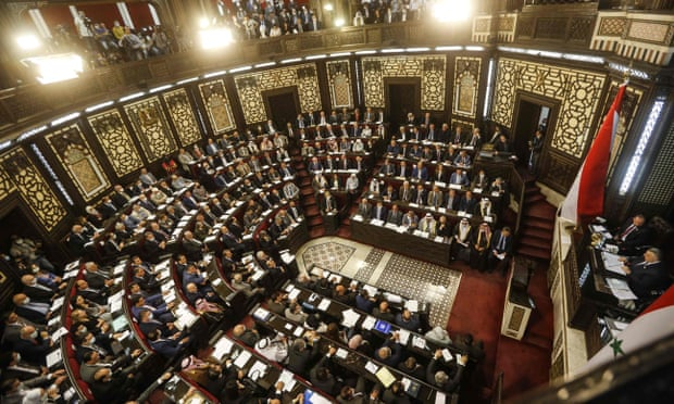 """Syria To Hold Presidential Elections, """"Moderate Opposition"""" Calls Them """"Farce"""""""