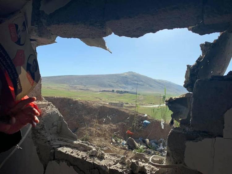 Kurdish Peshmerga Blamed For Missile Strike On PMU Post In Northern Iraq (Photos)