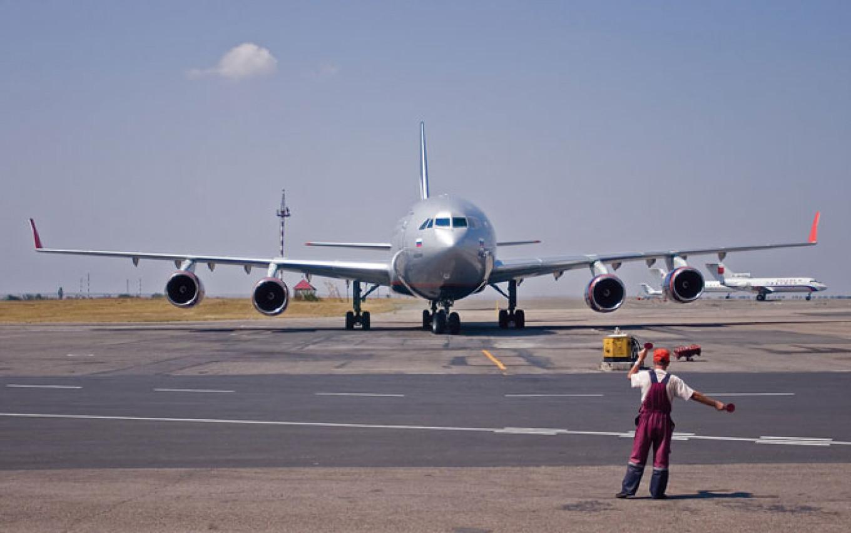 Russia Restricts Civil Aviation Over Crimea And The Black Sea